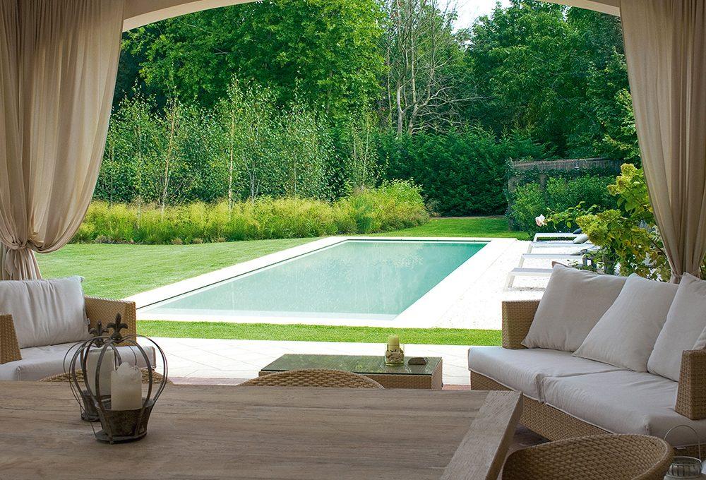 Piscine fuori terra per il tuo giardino casafacile - Quanto costa piscina interrata ...