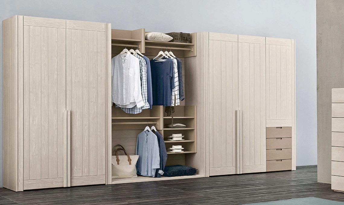 Organizzazione Interna Della Camera : Come scegliere l armadio per la camera da letto casafacile