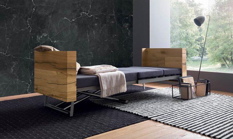 Tavoletto: trasforma il tavolo in un letto