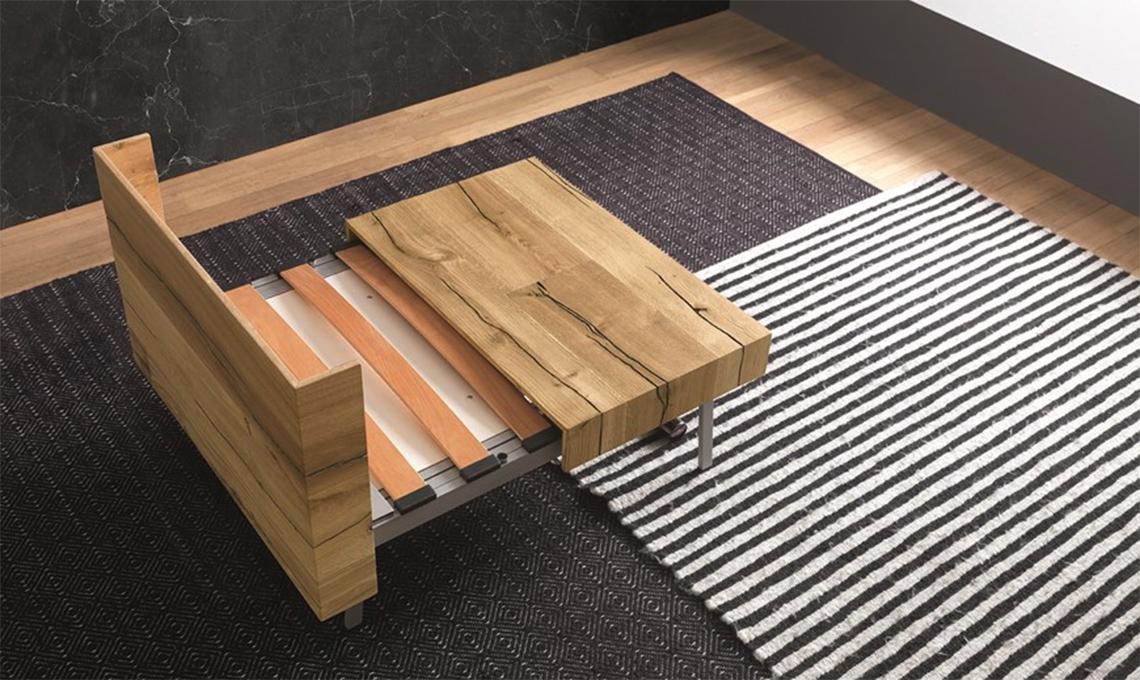 Tavoletto tavolo letto