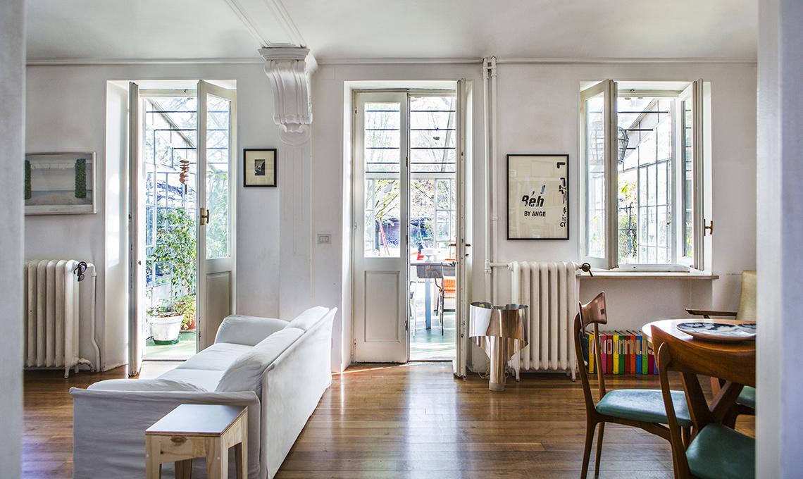 Come arredare una villetta d 39 epoca degli anni 39 20 casafacile for Casa design torino