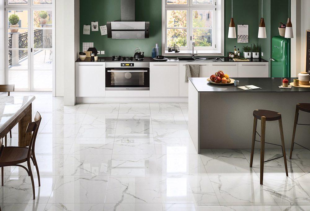 I pavimenti adatti per la cucina