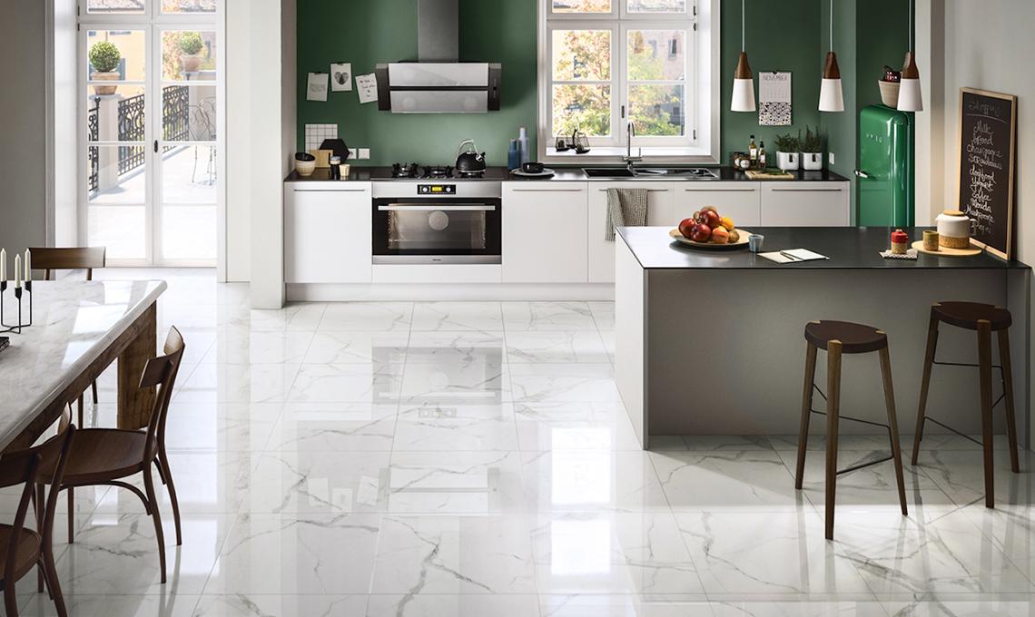 I pavimenti adatti per la cucina casafacile