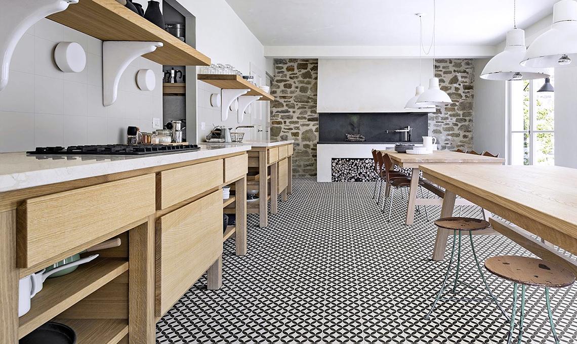 I pavimenti adatti per la cucina - CASAfacile