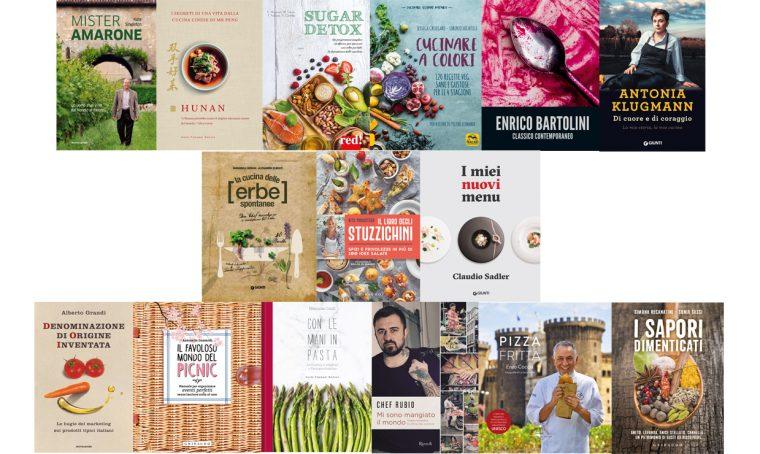 15 libri di ricette: le novità in libreria