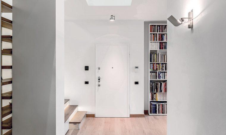 porta blindata