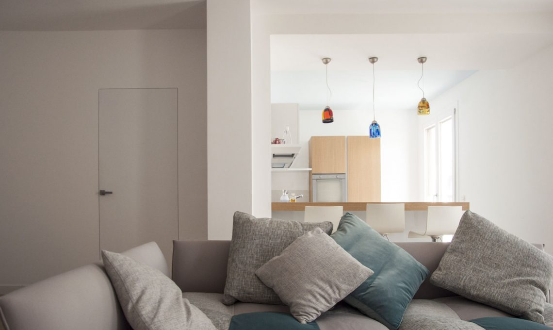 casa in stile nordico