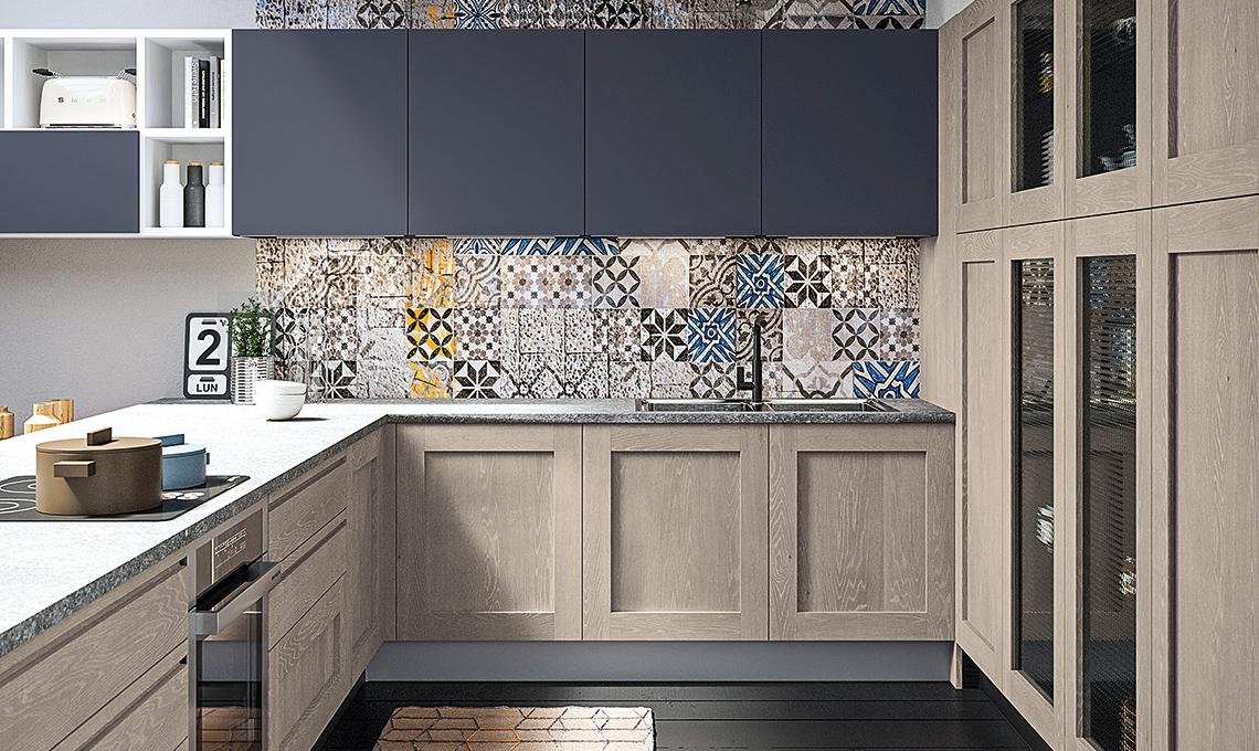 Rivestimenti d co per le pareti della cucina casafacile for Rivestimenti adesivi per pareti cucina
