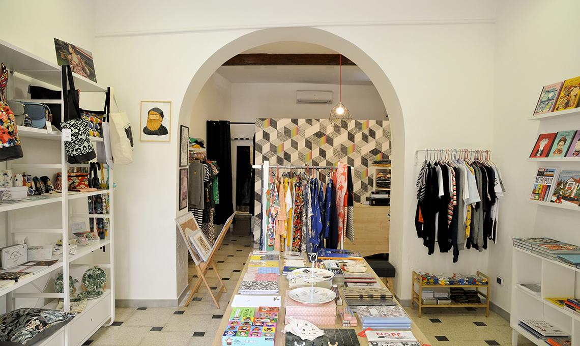 shopping tour Salerno