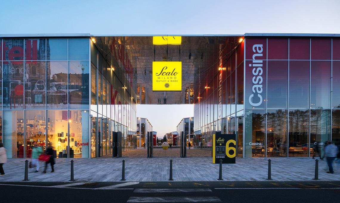 Scalo milano diventa il primo outlet del design in italia for Outlet mobili milano