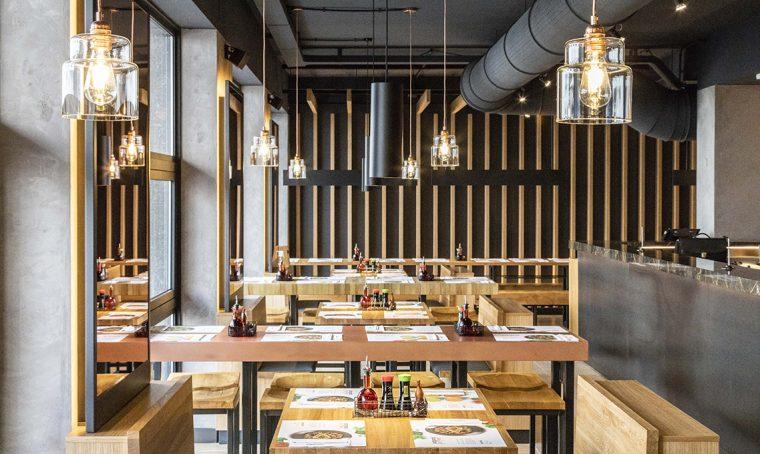 Japandi Style: il ristorante Wagamama apre a Milano