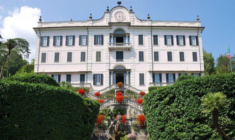 Festeggia il solstizio d'estate a Villa Carlotta sul Lago di Como
