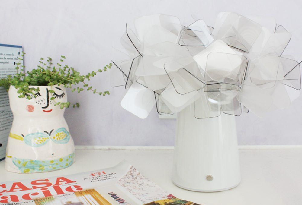 Clizia table lamp: il mio faro della creatività!