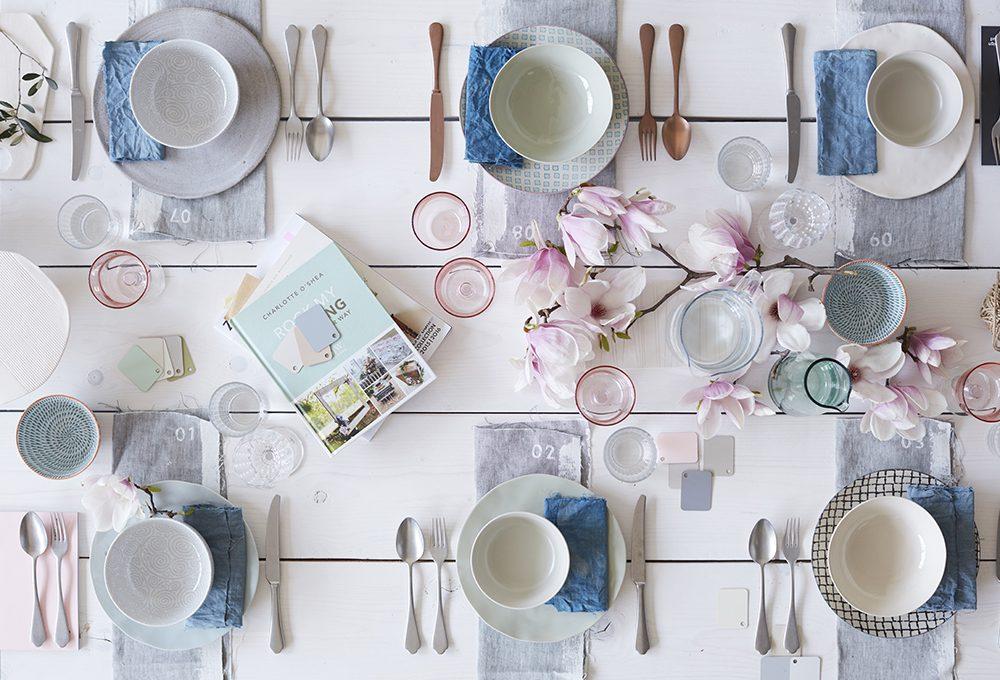 A tavola in perfetto stile Hygge