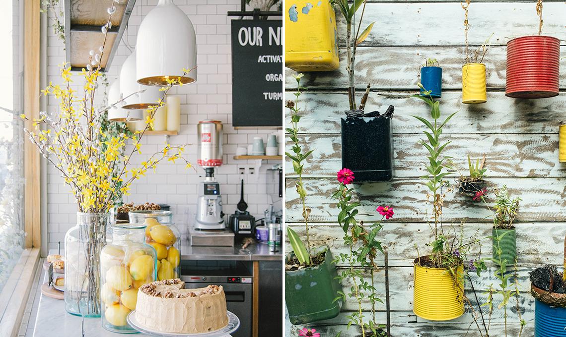CasaFacile ACaputo giallo pantone-estate2018 fiori vasi