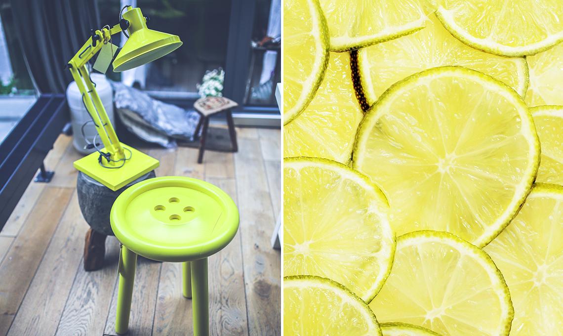 CasaFacile ACaputo giallo pantone-estate2018 lampada sgabello limone