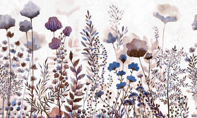 Decora la casa con le fantasie floreali