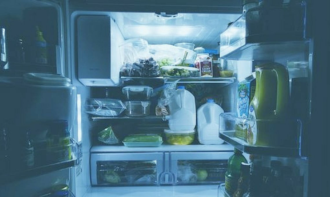 CasaFacile VFarina frigorifero pulizie