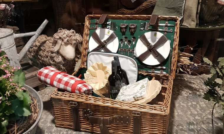 CasaFacile VFarina picnic cestino