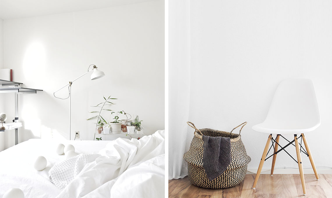 CASAfacile DLibutti pulire camera da letto sedia