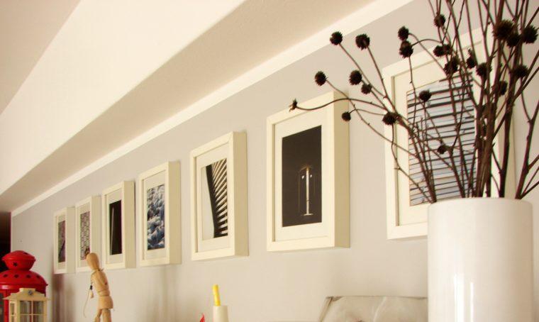 CasaFacile DGiovenzana foto cornici bianco e nero