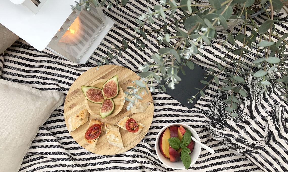 CasaFacile AVolpe aperitivo terrazza