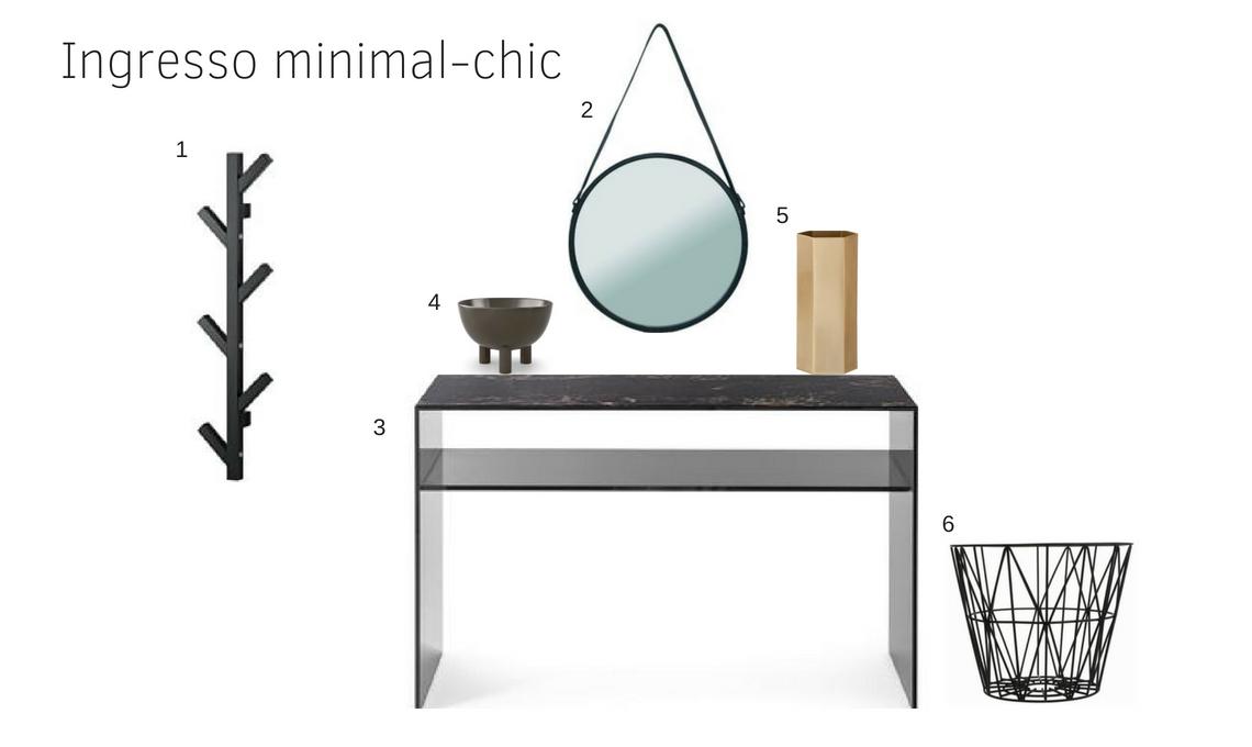 CasaFacile ECeppi Ingresso ordine minimal chic