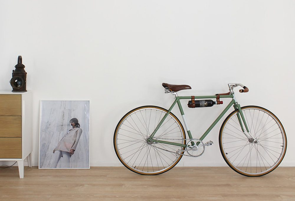 Nuovi trend: il bike décor, arredare con la bicicletta