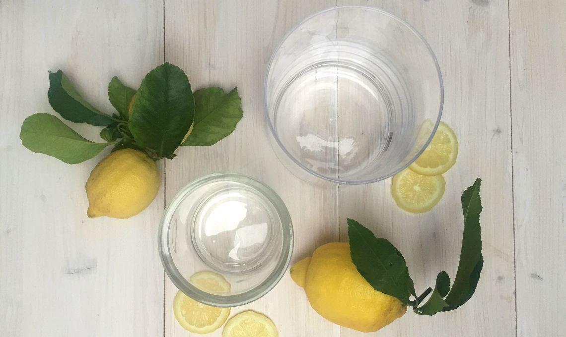 CasaFacile KIGoccione tavola limoni glacette vasi