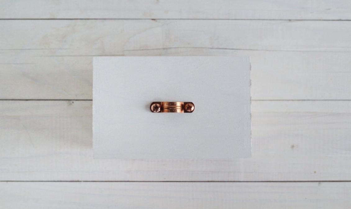 CasaFacile LAAbelli cassettiera industrial rame cassetto