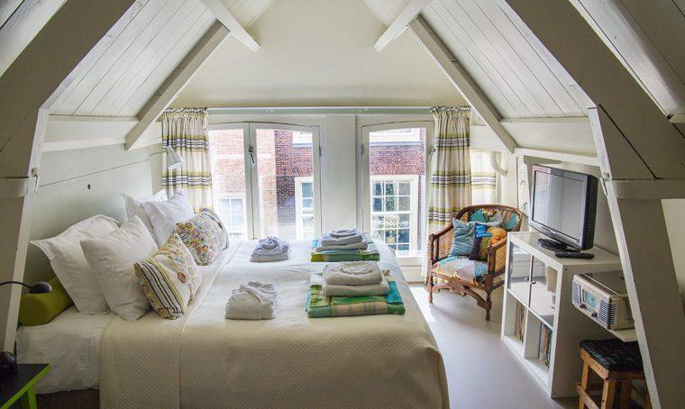 Copia lo stile del bed and breakfast olandese