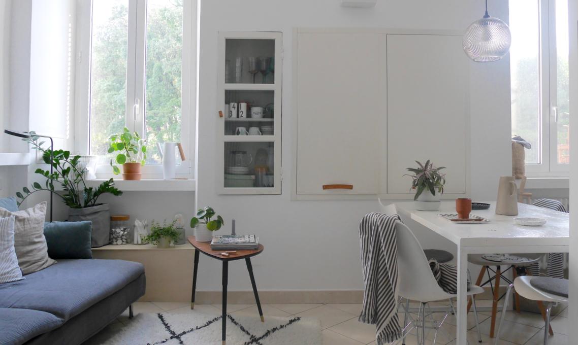 Il tuo soggiorno nordic style in sei mosse casafacile for Armadio stile nordico