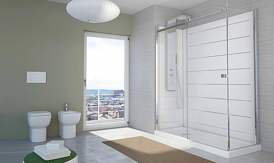 Vasca Da Bagno Graffiata : Fresh vasca da bagno freestanding finitura bianco opaco bagno