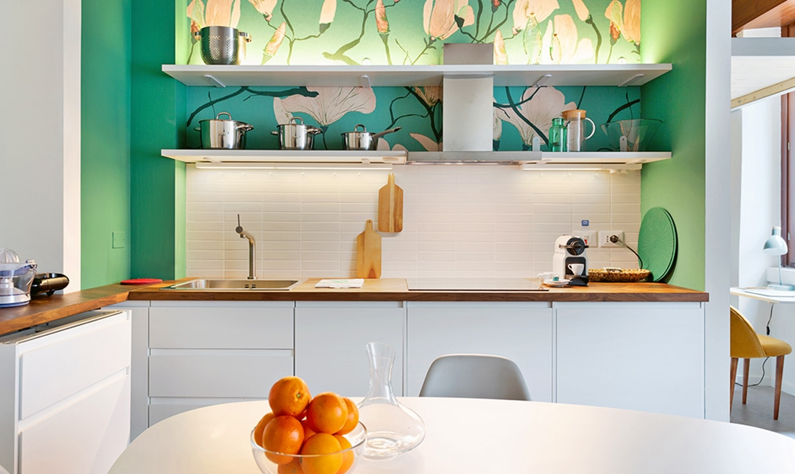 Camera Ospiti Per Vano Cucina : Appartamento con vani più accessori con un vasto salone cucina
