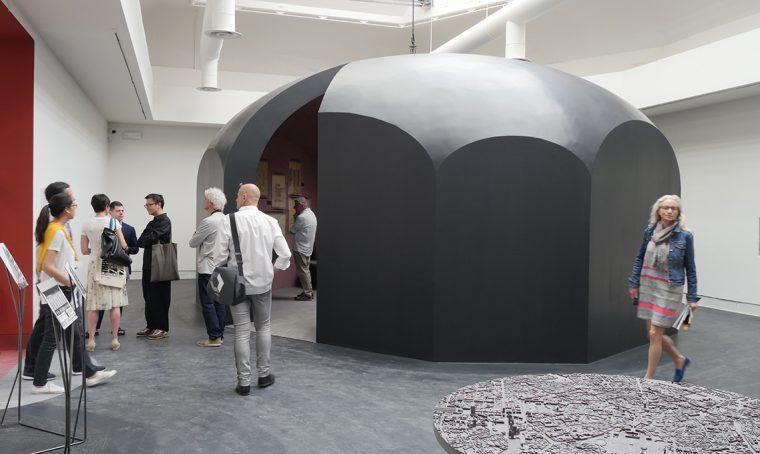 Cino Zucchi celebra l'architetto Luigi Caccia Dominioni alla Biennale Architettura 2018 di Venezia