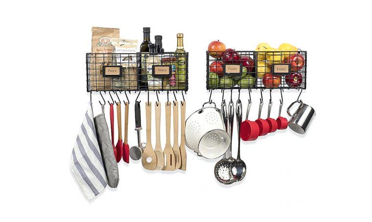Organizza la cucina con 15 oggetti salvaspazio
