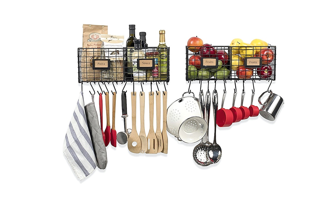 Salvaspazio Cucina Fai Da Te : Organizza la cucina con oggetti salvaspazio casafacile