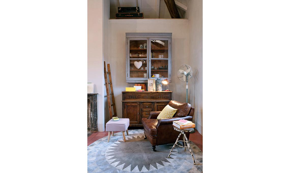 casafacile ex-fienile materiali e arredi vintage