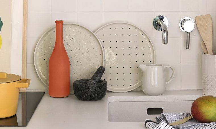 Come decorare i piatti in stile nordico