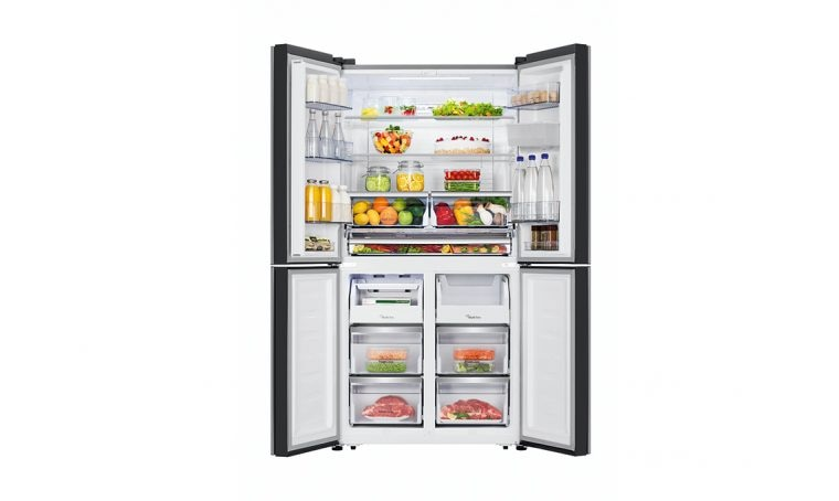 6 frigoriferi tecnologici e a basso consumo