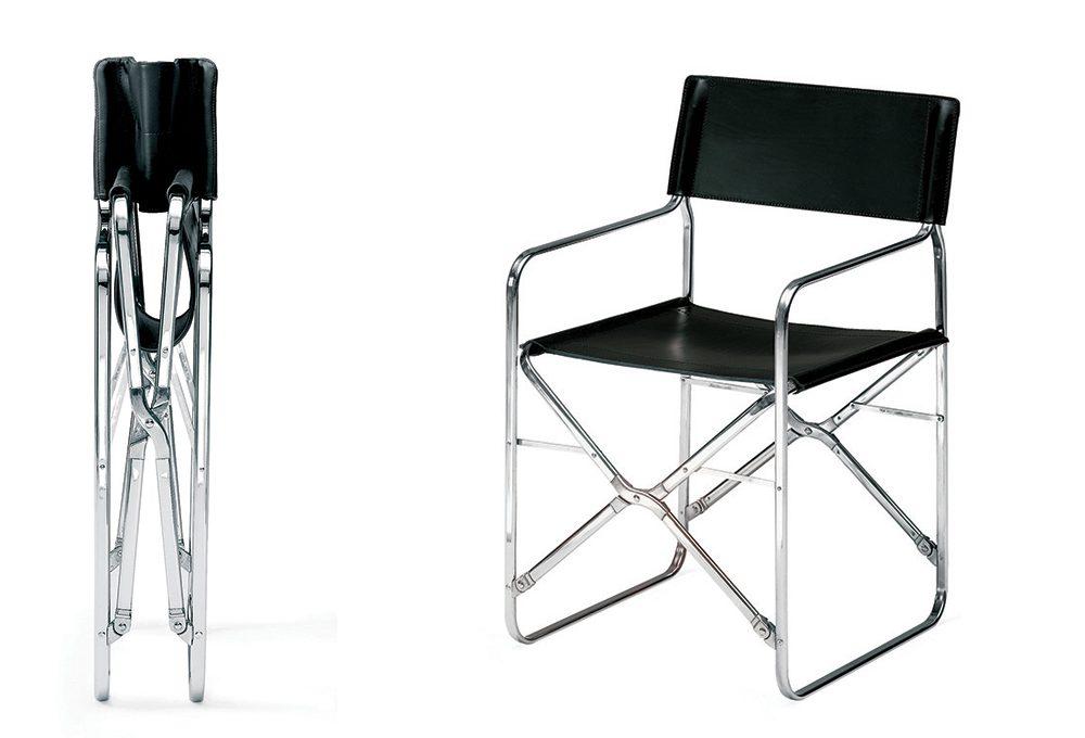 Icone del design: la sedia April di Gae Aulenti
