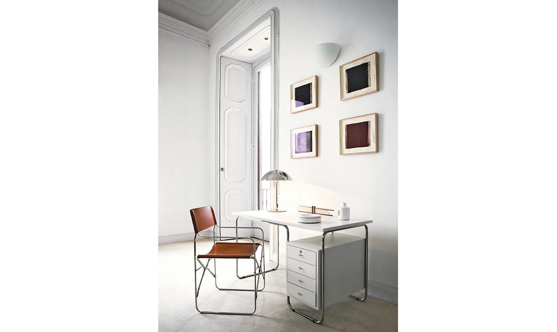 Sedie Apri E Chiudi Design.Icone Del Design La Sedia April Di Gae Aulenti Casafacile