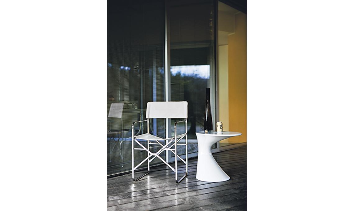 Icone del design la sedia april di gae aulenti casafacile