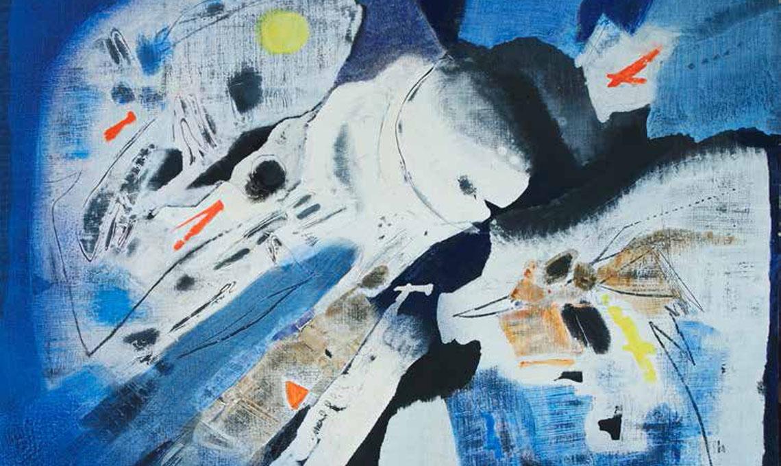 Spazialisti a Venezia: una tela di Morandi