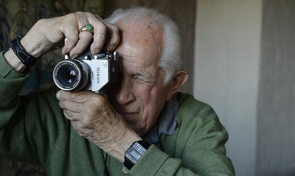casafacile fotografo David Douglas Duncan