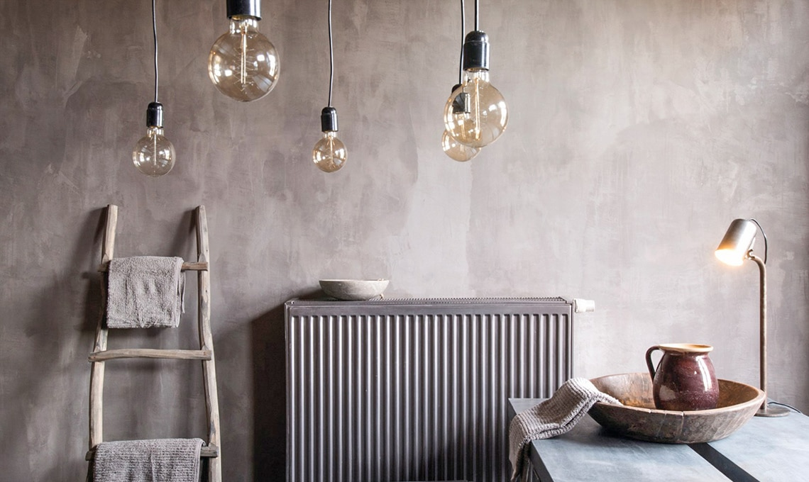 Pareti Fotografie : Pareti rivestimenti raw style dall aspetto imperfetto casafacile