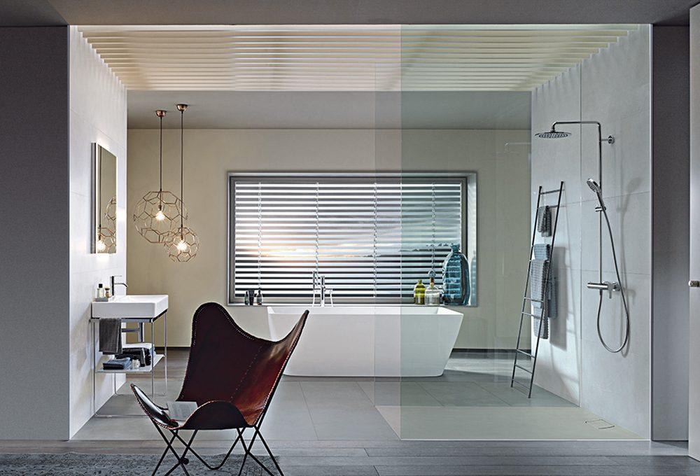 Piatti doccia e vetrate XL