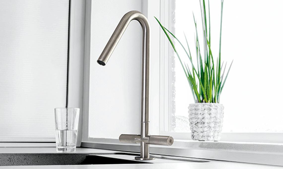 Scegli il rubinetto per il lavello della cucina - CasaFacile