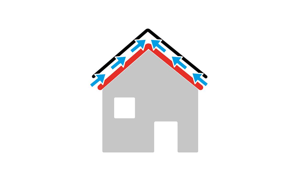 casafacile tetto ventilato