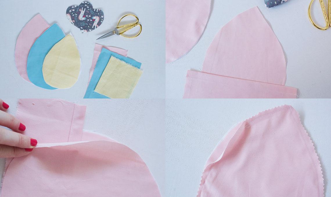 CasaFacile CBattello sewing pad tessuti